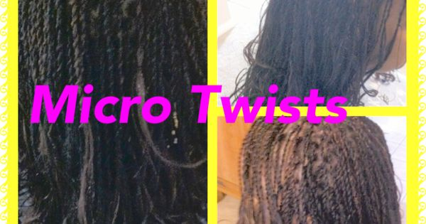 Crochet Braids San Antonio : Micro Twists San Antonio, TX 210-789-2622 1. Hair and there ...