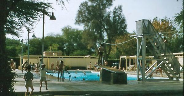 Braim's Pool - Abadan - Iran | Golden Years | Pinterest ...