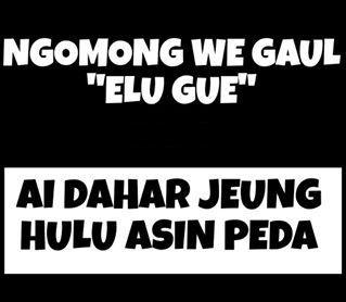 Gambar Foto Kata Bbm Sunda Gokil Lucu Gaul Jpg 319 278 Lucu