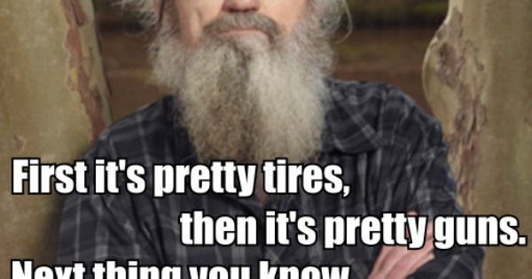 Duck Dynasty Uncle Si is HILARIOUS!!!