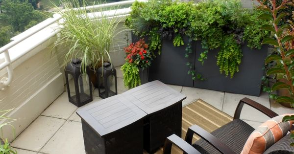 Comment am nager son balcon id es inspirantes et astuces balconies outdoor spaces and patios - Outdoor amenager ...