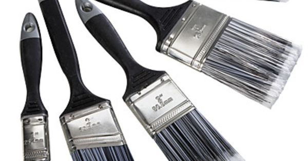 Rubber Handled Paint Brushes Big Lots Paint Supplies Brush