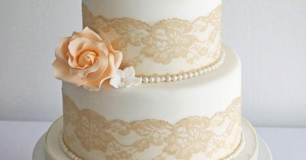 Gâteau de mariage original en 105 idées de décoration florale ...