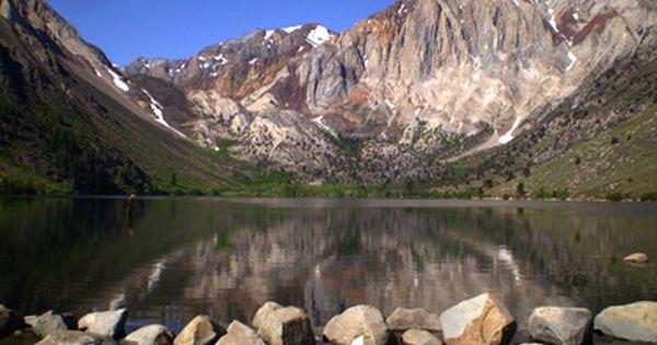 Convict Lake Lake Resort Lake Mammoth Lakes