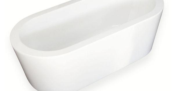 Design Krukje Badkamer : Forme Oval Freestanding Bath 1675 - Masters ...