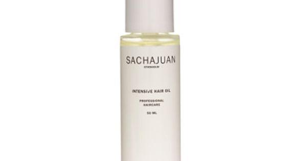 Sachajuan Intensive Hair Oil Hair Oil Body Oil Hair Supplies