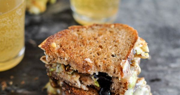 Brussels Sprouts SANDWICHES