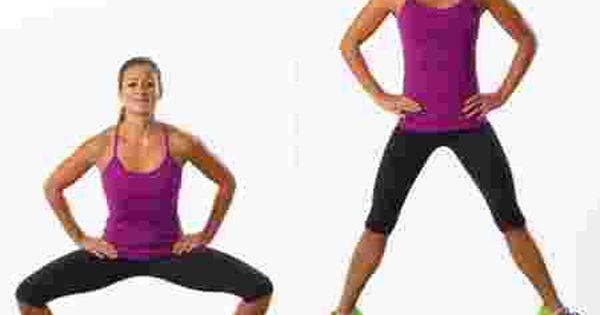 5 exercices efficaces pour galber vos fesses et liminer la cellulite sauts de squat squats. Black Bedroom Furniture Sets. Home Design Ideas