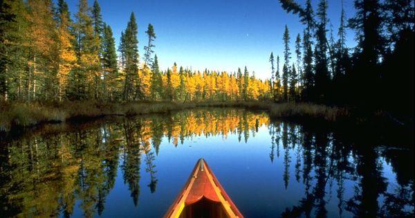 Boundary Waters Canoe Area True Peace Bwca Pinterest Boundary Waters Water And Minnesota