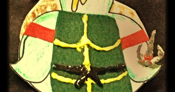 This Is Ninja Turtle Jaiden Turkey Disguise Project