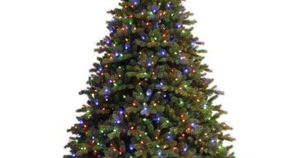 GE 7.5 Ft. Just Cut Norway Spruce EZ Light Artificial