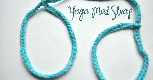 Crochet Yoga Mat Strap Free Crochet Pattern My Merry Messy Life Yoga Mat Strap Crochet Bag Tutorials Yoga Mat Bag Pattern