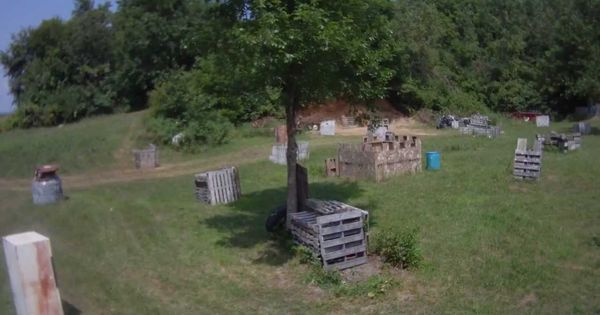 Free Air For My Tires Near Me >> My next big project... A backyard paintball course for the kids. I plan to use pallets, old ...