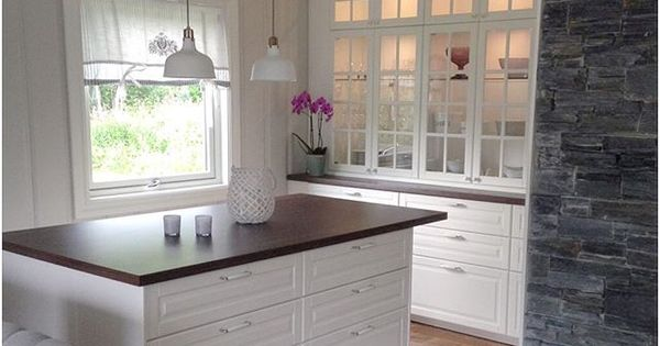 bodbyn ikea kj kken hvit google s k k che pinterest. Black Bedroom Furniture Sets. Home Design Ideas