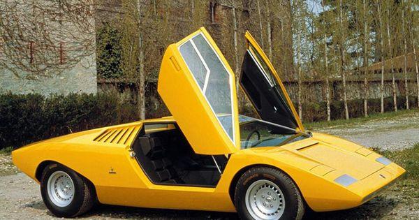 Lamborghini Countach 1971 Cool Wheels Pinterest Lamborghini