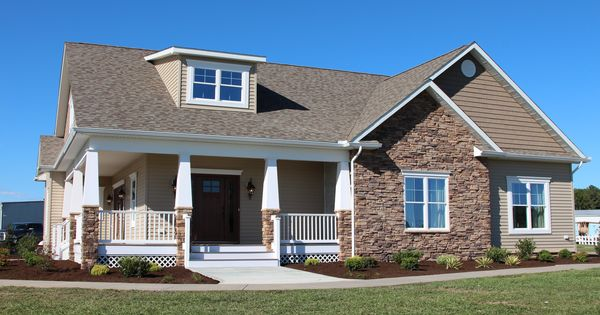 Beracah homes new model home the greenwood craftsman for Craftsman model homes