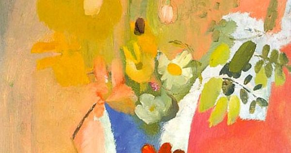 ❀ Blooming Brushwork ❀ - garden and still life flower paintings -