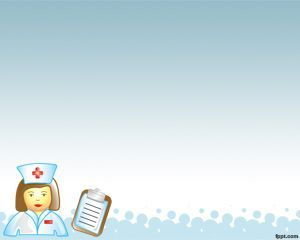 Nurse Practitioner Powerpoint Template Plantillas Para