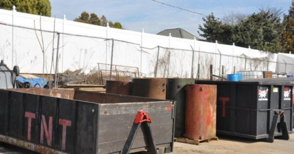 A Couple Of Our Dumpsters We Have 10 20 Yard For Rental Dumpsterrental Delawarecounty Dumpster Rental Outdoor Decor Dumpsters