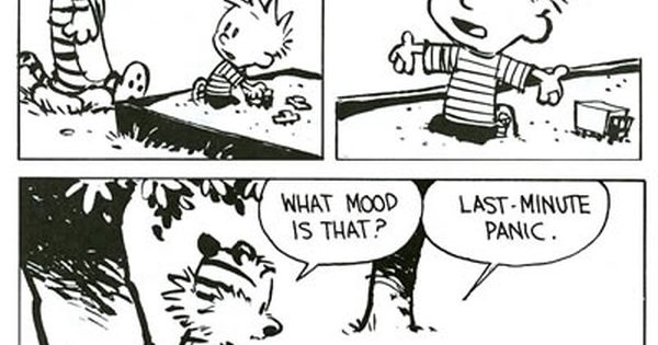 My favorite Calvin & Hobbes of all time. Geekdom, Geek out, Fun,