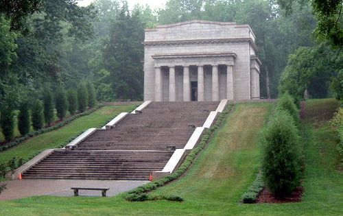 Abraham Lincoln Birthplace Near Hodgenville In The Fall Of 1808