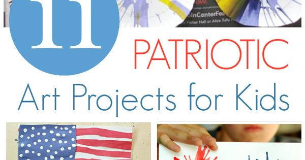 memorial day art for toddlers