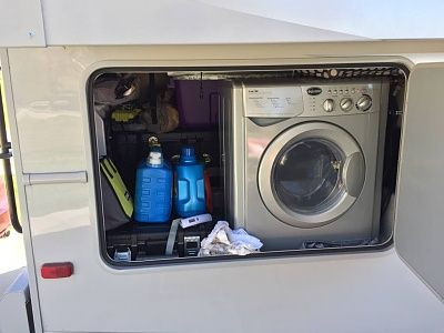 Click Image For Larger Version Name Imageuploadedbyforest River Forums1428210196 157946 Jpg View In 2020 Mini Washer And Dryer Washer And Dryer Small Washer And Dryer