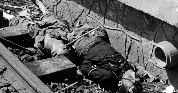 an overview of the infamous nanjing massacre during world war ii The six weeks of carnage would become known as the rape of nanking and represented the single worst atrocity during the world war ii era in either the european or pacific theaters of war the actual military invasion of nanking was preceded by a tough battle at shanghai that began in the summer of 1937.