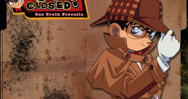 Detective Conan Anime Sherlock Holmes Image Picture Free