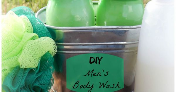 how to make body wash with essential oils