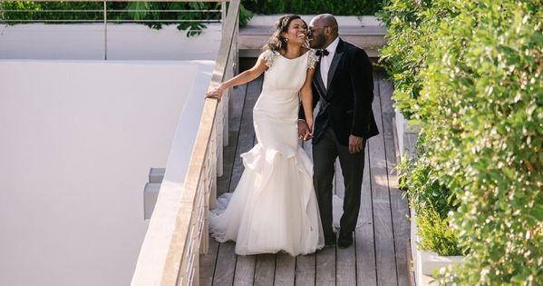 Celebrating A New Year S Eve Wedding At The Betsy Hotel In South Beach Miami Wedding Venues Miami Wedding Florida Wedding Reception
