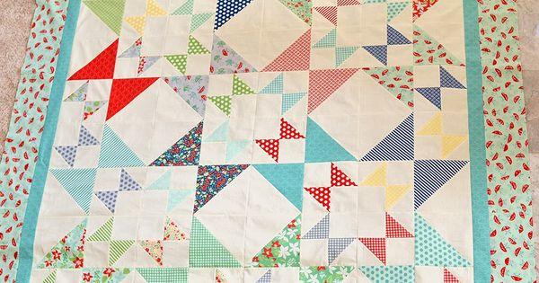 Free pattern by erica from kitchen table quilting on moda for Kitchen quilting ideas