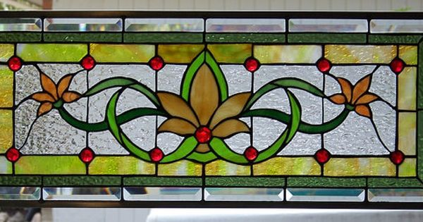 Vitral Colgante 30 1 4 X 12 1 4 Stained Glass Crafts Faux Stained Glass Stained Glass Window Hanging