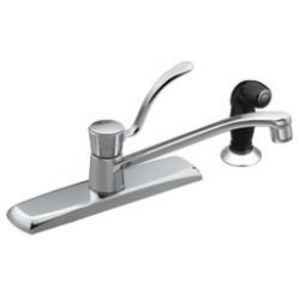 Old Moen Kitchen Faucet | Moen kitchen faucet, Moen kitchen