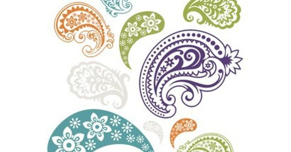 Xhilaration Wall Decor : Xhilaration? paisley bloom wall decal for my kitchenaid