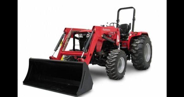 Mahindra 4540 Tractor Tractors Truck Accessories Diesel Exhaust Fluid