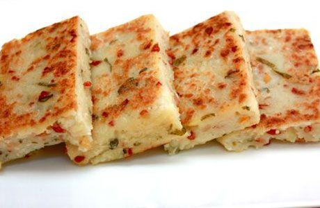 Vemale Com Kue Lobak Goreng Luo Bo Gao Resep Makanan Lobak Resep