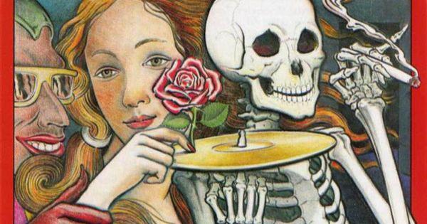 Album Cover Project The Grateful Dead Pinterest