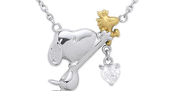 Snoopy pendant together at any time Accessory PEANUTS NEW Japan Free Shipping