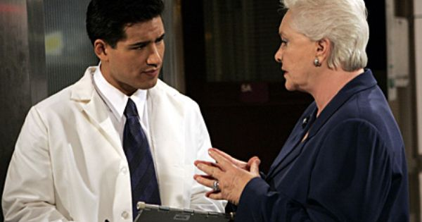 The Bold and the Beautiful - Mario Lopez as Dr. Christian Ramirez ...