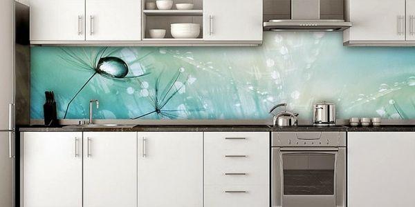 35 Küchenrückwände aus Glas - opulenter Spritzschutz für die Küche - wandverkleidung küche glas