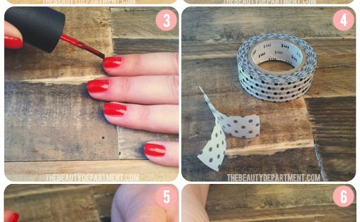 Adorable heart nail ideas!!