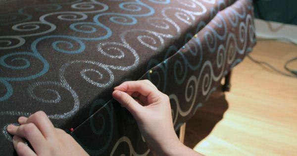explication pas pas pour relooker un canap 2nd life pinterest relooker canap s et pingler. Black Bedroom Furniture Sets. Home Design Ideas