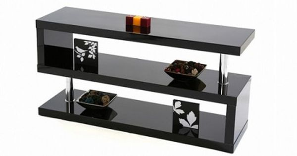 Miami High Gloss Modern Black Tv Stand Tv Storage Unit Tv Stand Unit High Gloss Tv Unit