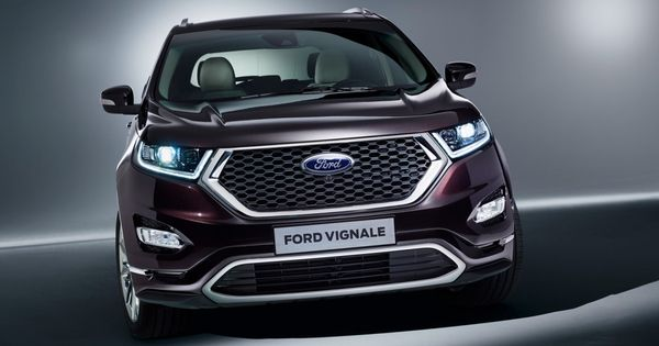 2019 ford edge vignale release date like the most high. Black Bedroom Furniture Sets. Home Design Ideas