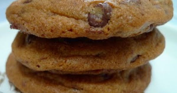 Joanne chang, Chocolate chip cookies and Chip cookies on Pinterest