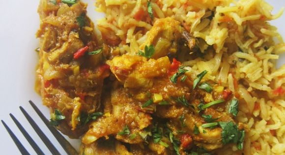 Sailu S Kitchen Vegetable Biryani