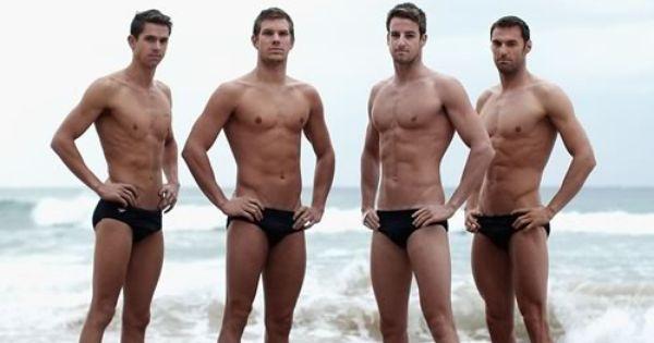 Australian Olympic swimmers Hi.