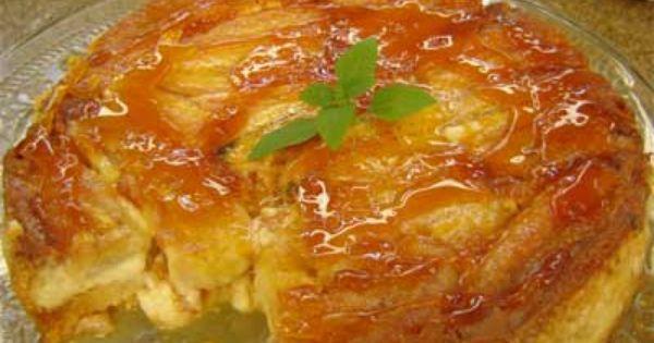 receta de cuca de pl tanos con caramelo recetas faciles