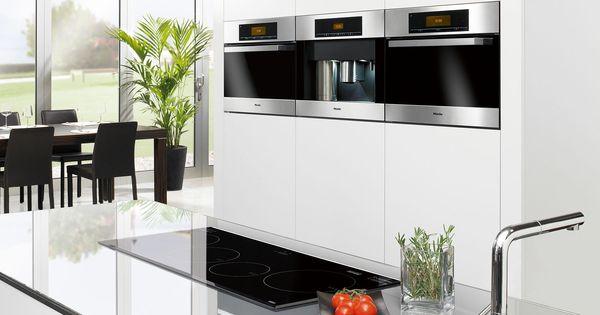 Pin von Nena Saathoff auf Küchenideen Pinterest Haushalte - miele k chen einbauger te